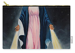 Our Lady Of Grace II Carry-all Pouch