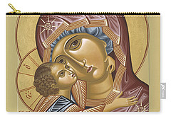 Our Lady Of Grace Vladimir 002 Carry-all Pouch