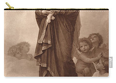 Our Lady Of The Angels Carry-all Pouch