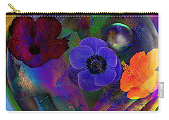 Our Nature Of Love Carry-all Pouch