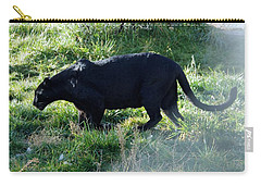 Out Of Africa  Black Panther Carry-all Pouch