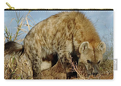 Out Of Africa Hyena 1 Carry-all Pouch