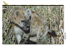 Out Of Africa  Hyena 2 Carry-all Pouch