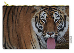 Out Of Africa  Tiger 2 Carry-all Pouch