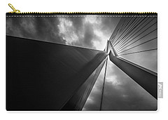 Carry-all Pouch featuring the photograph Out Of Chaos A New Order by Mihai Andritoiu