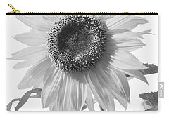 Over Looking The Garden Carry-all Pouch