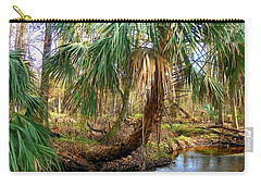 Over The Creek Carry-all Pouch