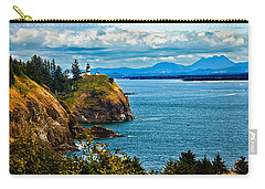 Overlooking Carry-all Pouch by Robert Bales