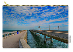 Overseas Highway Florida Keys Carry-all Pouch