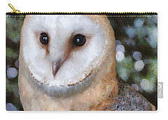 Owl - Bright Eyes 2 Carry-all Pouch