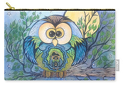Owl Take Care Of You Carry-all Pouch