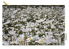 Ox Eye Daisies Carry-all Pouch