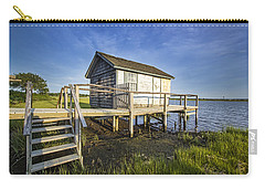 Oysterponds Creek Orient Ny Carry-all Pouch