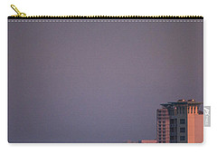 Panama City Beach In The Morning Mist Carry-all Pouch