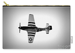 P51 King Of The Skies Carry-all Pouch