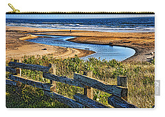 Carry-all Pouch featuring the photograph Pacific Coast - 4 by Mark Madere