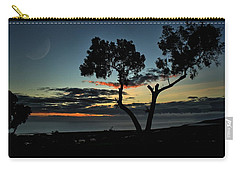 Carry-all Pouch featuring the photograph Pacific Evening by Michael Gordon