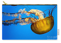 Pacific Nettle Jellyfish Carry-all Pouch