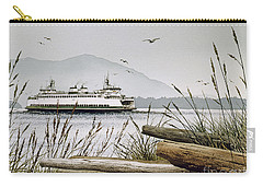 Pacific Northwest Ferry Carry-all Pouch