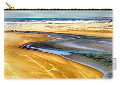 Pacific Ocean Beach Santa Barbara Carry-all Pouch