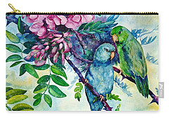 Pacific Parrotlets Carry-all Pouch