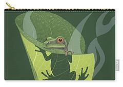 Amphibians Carry-all Pouches