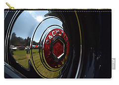 Carry-all Pouch featuring the photograph Packard - 2 by Dean Ferreira