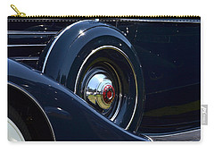 Carry-all Pouch featuring the photograph Packard - 1 by Dean Ferreira