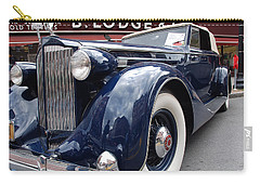 Packard 1207 Convertible 1935 Carry-all Pouch by John Schneider
