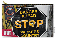 Packers Country Carry-all Pouch