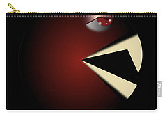 Carry-all Pouch featuring the digital art Pacula by R Muirhead Art