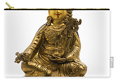 Carry-all Pouch featuring the photograph Padmasambhava by Fabrizio Troiani