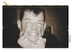 Carry-all Pouch featuring the photograph Painful by Alice Gipson