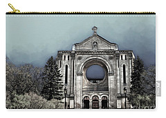 Painted Basilica 2 Carry-all Pouch by Teresa Zieba