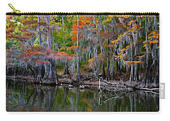 Painted Bayou Carry-all Pouch