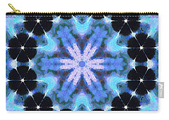 Painted Cymatics 108.00hz Carry-all Pouch