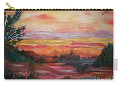 Painted Desert II Carry-all Pouch