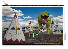 Painted Desert Indian Center  Carry-all Pouch