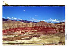 Painted Hills Carry-all Pouch by Chalet Roome-Rigdon