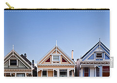 Painted Ladies Carry-all Pouch by Dave Bowman