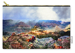Painting The Grand Canyon Carry-all Pouch