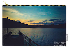 Paintsville Lake Carry-all Pouch by Lena Auxier