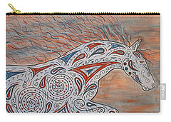 Paisley Spirit Carry-all Pouch