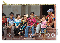 Pakistani Kids Carry-all Pouch