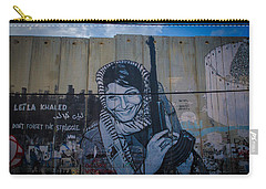 Palestinian Graffiti Carry-all Pouch