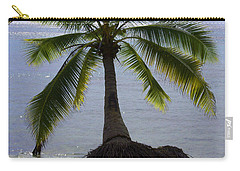 Palm At The Edge Of The Sea Number Two Carry-all Pouch