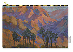 Palm Oasis At La Quinta Cove Carry-all Pouch