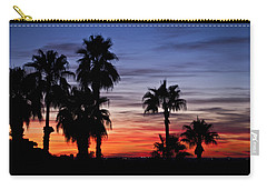 Palm Shadows Carry-all Pouch