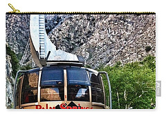 Palm Springs Tram 2 Carry-all Pouch
