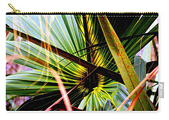Palm Through The Fronds Carry-all Pouch